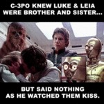 C-3p0 Knew Luke And Leia...