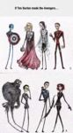 If Tim Burton Made