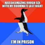 Had Amazing Rough Sex...