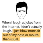 When I Laugh At