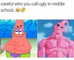 Careful Who You Call Ugly In Middle School...