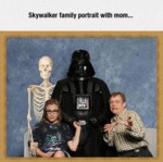 Skywalker Family Portrait...