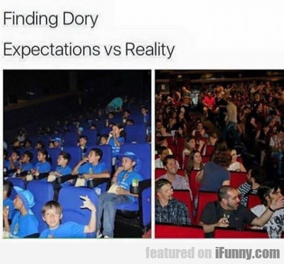 Finding Dory...