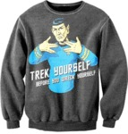 Trek Yourself...