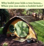 Why Build A Treehouse...