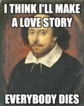 I Think I'll Make A Love Story...