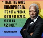 I Hate The Word Homophobia...