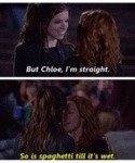 But Chloe, I'm Straight...