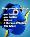 Things You Will Never Forget...