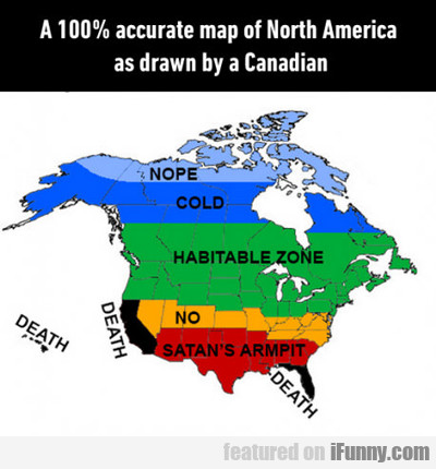 A 100% Accurate Map...