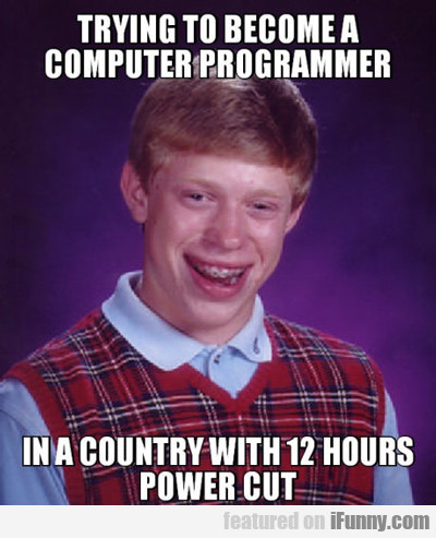 Trying To Become A Computer Programmer...