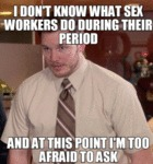 I Don't Know What Sex Workers Do During Their...