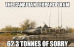 The Canadian Leopard...