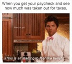 When You Get Your Paychecks...