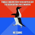 Finally, Had My First Kiss...