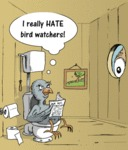 I Really Hate Bird Watchers!