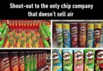 Shout Out To The Only Chip Company...
