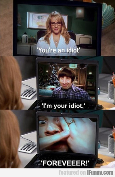 you are an idiot....