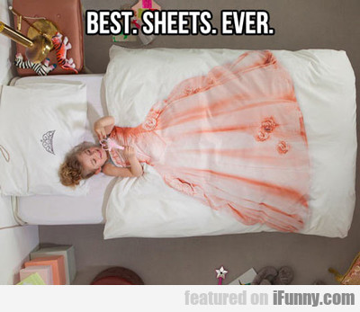 Best Sheets Ever...