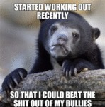 Started Working Out Recently...