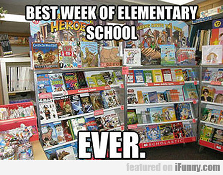 Best Week Of School Ever...