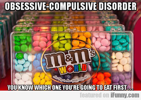 Ocd Sufferers....
