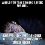 Would You Take $20,000 A Week...