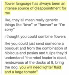 Flower Language Has Always Been An Intense Source