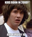 Kids Born In 2000...