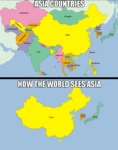 Asia Countries...