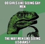 Do Girls Like Seeing Gay Men...