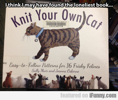 The Loneliest Book Ever...