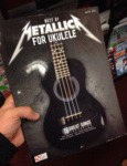 Metallica For Ukelele...