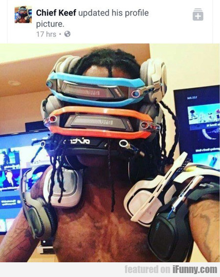 Chief Keef Updated His Profile Picture