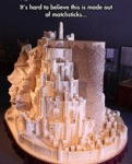 Hard To Believe This Is Made With Matchsticks...