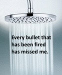 Every Bullet That Has Been Fired...