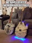 We Have Located The Rebel Bass...