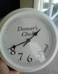 Dancer's Clock...