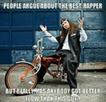 People Argue About The Best Rapper...