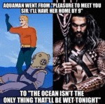 Aquaman Used To Be Like...