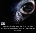 Neil Armstrong Was The First Person To Land...