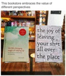 This Bookstore Embraces The Value Of Different...