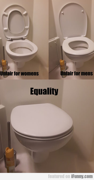 Unfair For Womens...