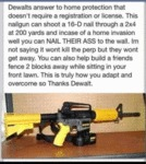 Dewalts Answer To Home Protection That Doesn't...