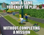 Name A Game You Enjoy To Play...