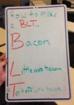 How To Make A Blt Sandwich...