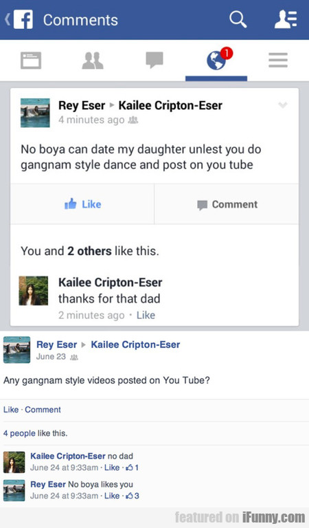 Any gangnam style videos posted on You Tube?