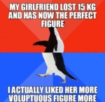 My Girlfriend Lost 15 Kg...