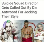 Suicide Squad Director Gets Called Out...