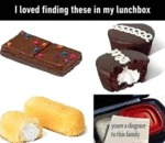 I Loved Finding These In My Lunch Box...